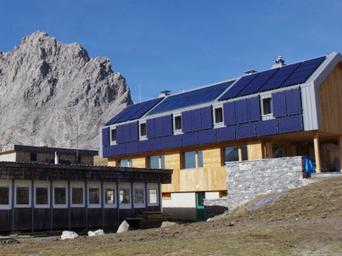 Au col de la Vanoise, pas d'amateur pour les bâtiments Prouvé | Neige et Granite | Scoop.it