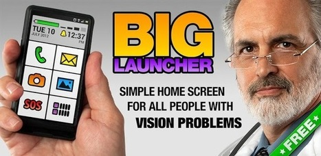 BIG Launcher FREE DEMO - Android Apps on Google Play | Android Apps | Scoop.it