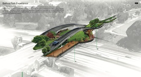 San Diego Re-Imagines Balboa Park With Car-Free Transportation, Increased Connectivity | PROYECTO ESPACIOS | Scoop.it