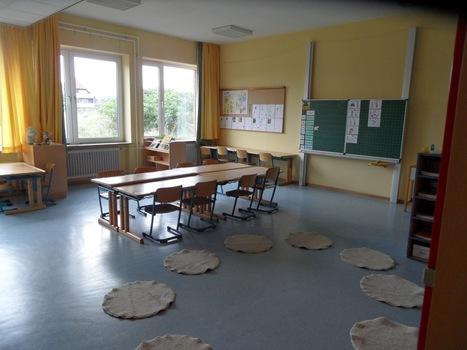 Der Raum diktiert die Methode | der Klassenraum als dritter Erzieher | Scoop.it