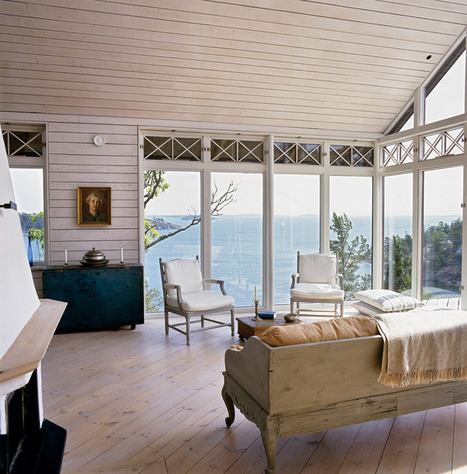 Fenêtres sur la mer | | PLANETE DECO a homes worldPLANETE DECO a homes world | Aménagement et décoration | Scoop.it