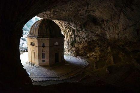 "Disappear inside the Secret ""Sinners"" Cave Temple in Le Marche   Italia Mia   Scoop.it"