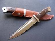 BUCK Straight Fishing Tool Survival Camping Hunting Knife K154 | Best Survival Knife | Scoop.it