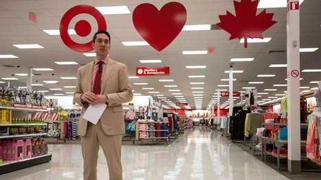 Target Push Into Canada Stumbles - New York Times | Privacy | Scoop.it