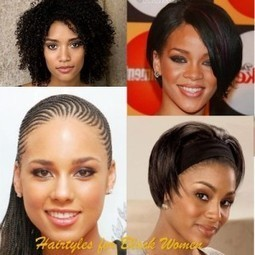 Hairstyles for Black Women | Women Hairstyles | Women Hairstyles | Scoop.it