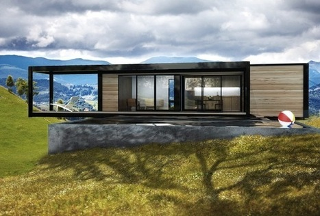 Connect Homes to Reinvent Modular Prefab | Sustainable Futures | Scoop.it