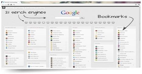 Bookolio, une page d'accueil haut de gamme pour Google Chrome | L'Univers du Cloud Computing dans le Monde et Ailleurs | Scoop.it
