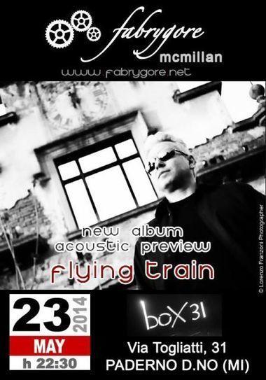 Inizia il 23 Maggio il tour acustico di FabryGore McMillan | FabryGore McMillan | Scoop.it