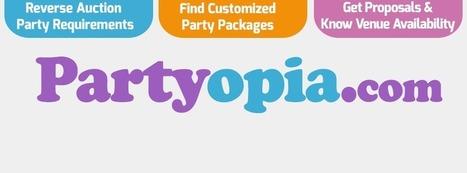 Party Planner Facebook Page– Partyopia   Partyopia   Scoop.it