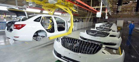 #Competitividad : La importancia de analizar el entorno. El Caso de General Motors | Estrategias de Competitividad 2.0: | Scoop.it