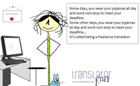 Pyjama Day | Wit for and by Translators | Scoop.it