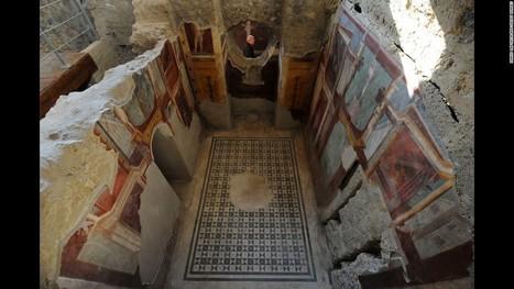 Restored Pompeii homes unveiled | Vloasis vlogging | Scoop.it
