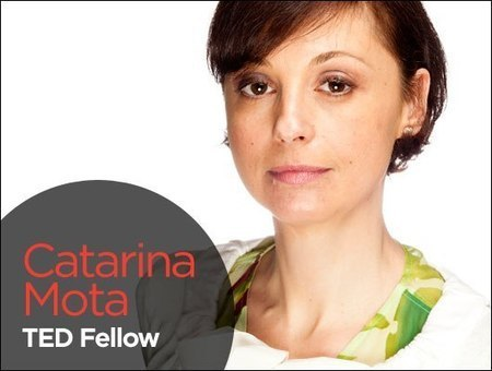 Tinker, tailor, solderer: Fellows Friday with Catarina Mota | dream. design. make. | Scoop.it