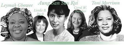 Nobel Prize Awarded Women   Divulgatt   Scoop.it