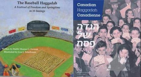 This Year's Haggadahs : More Creativity, Less Commentary | Jewish Education Around the World | Scoop.it