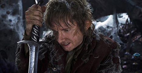 "Set Visit: ""The Hobbit: The Desolation of Smaug"" 