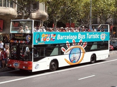 Barcelona Bus Turistic | Ciudades AVE | #AVExperience | Scoop.it