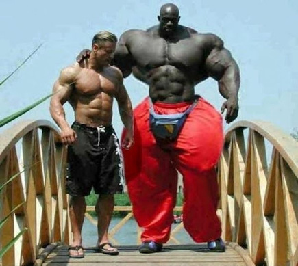 Meet Africa's Very Own Incredible Hulk ~ shocking and funny | funny | Scoop.it