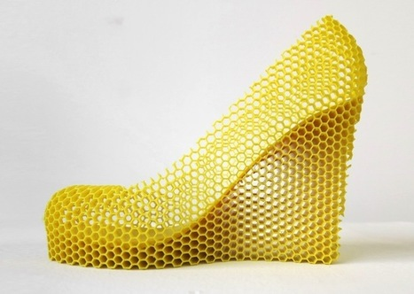 Designer creates 12 surreal shoes representing 12 exes | D_sign | Scoop.it