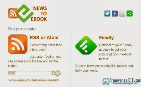 "Newstoebook : un service en ligne pratique pour convertir les flux de Feedly en ebooks | Patrick CUENOT, ""profiling 2.0 et Digital Media"" 
