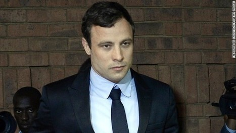 South Africa's Oscar Pistorius to face 2 gun charges at murder trial | History | Scoop.it