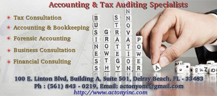 Accounting & Small Business Tax Specialists | CPA and Tax Consulting | Scoop.it
