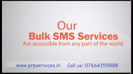 Bulk SMS Service - Ideal Platform For Your Promotional Activities.   PRP Services   Scoop.it