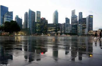 S'pore may lose crown as top spot for regional HQs: Tax expert | International Taxation | Scoop.it