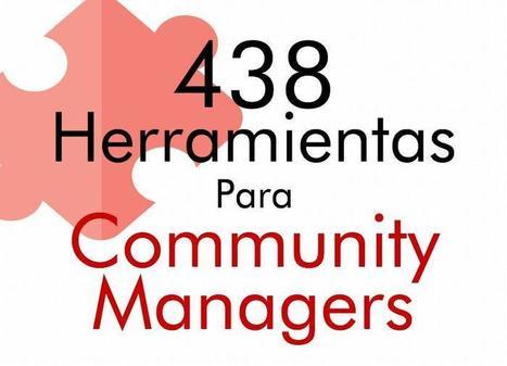 438 herramientas para community managers | e-learning | Scoop.it