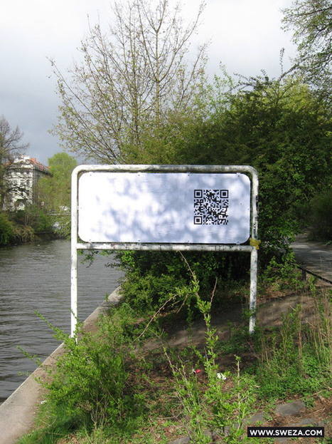 GRAFFYARD : Using QR Codes to preserve graffiti | Culture, Innovation and New Technologies | Scoop.it