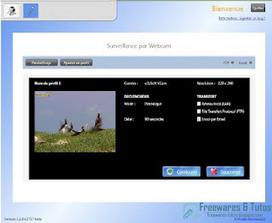 Home : un logiciel gratuit pour surveiller votre domicile à l'aide de votre webcam | Stepone-fr | Scoop.it