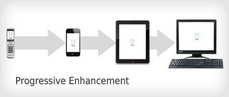 Progressive Enhancement | Andrew Makin | Scoop.it