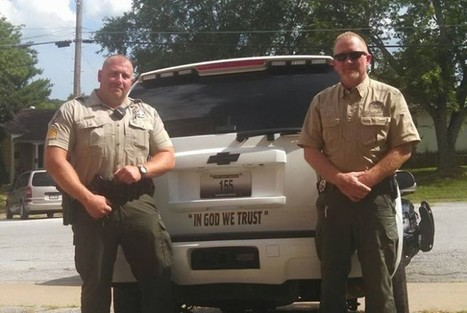 Sheriff puts 'In God We Trust' on ALL patrol vehicles; atheists... | Criminal Justice in America | Scoop.it