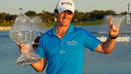 McIlroy on top of the world after Honda Classic victory | honda melbourne | Scoop.it