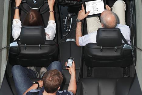 Internet in auto is geen noodzakelijkheid - Telegraaf.nl | Exploratie ICT trends | Scoop.it