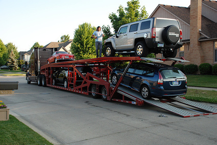 Door-To-Door Pick-up and Delivery Services | carmovingcompanies.co | carmovingcompanies | Scoop.it