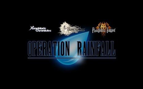 Remembering Operation Rainfall - Kotaku | English Language Games | Scoop.it