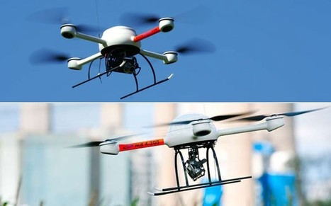 The brave new world of 'drone journalism'  - Telegraph | Radio Show Contents | Scoop.it