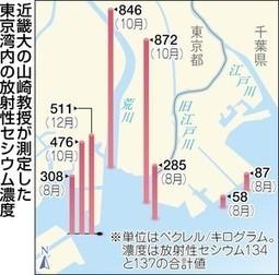Inquiétant Japon : Le niveau de contamination est de plus en plus important dans la baie de Tokyo | Environnement et Energies