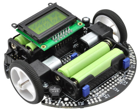 9 affordable Arduino-powered robot kits | ZDNet | Raspberry Pi | Scoop.it