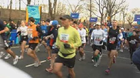 Half Marathon Runners Take To The Streets - NY1.com | New York City Chronicles | Scoop.it