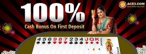 Online Rummy Games | Free Online Rummy Game | Scoop.it