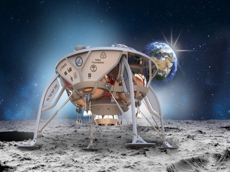 SpaceIl gets set for 2017 moon race with Spaceflight's help | The NewSpace Daily | Scoop.it
