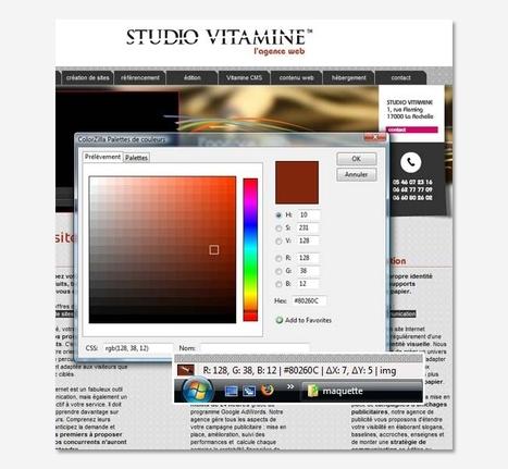Ergonomie web : Boîte à outils web : pour les développeurs - STUDIO VITAMINE l'agence web   Stratégie digitale (SEO, SEM,SMO), Webmarketing, Réseaux sociaux   Scoop.it