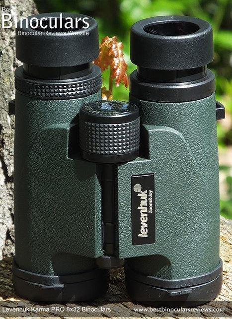 Levenhuk Karma Pro 8x32 Binoculars Review | World of Optics | Scoop.it
