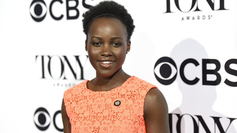 Lupita Nyong'o in Talks to Star in 'Black Panther' (Exclusive) | Discover Your Inner Geek | Scoop.it