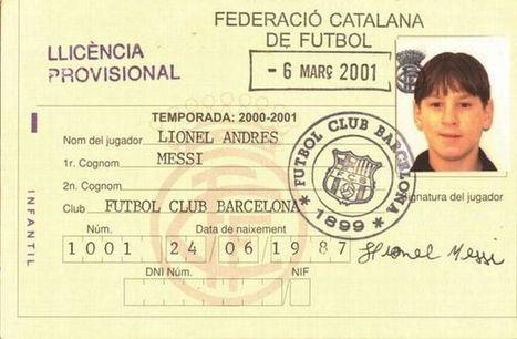 Chặng đường 10 năm làm nên một huyền thoại của Messi - xổ số chỉ là may mắn? | xosomien | Scoop.it