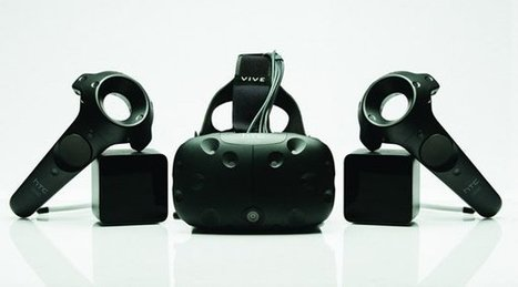 CES 2016: HTC's Vive virtual reality headset introduces a front-facing camera for the first Time | Technology in Business Today | Scoop.it