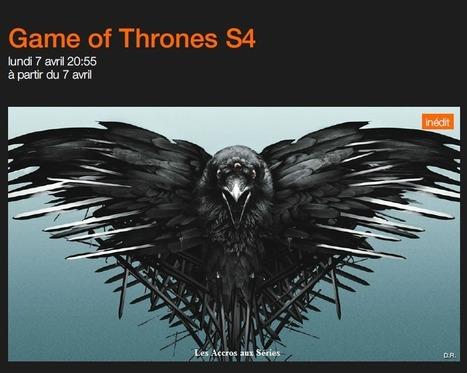Game of Thrones (saison 4) : CE SOIR avant-première au Rex | Avant-première Game of Thrones S4 | Scoop.it
