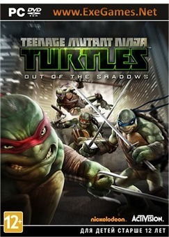 Teenage Mutant Ninja Turtles: Out of the Shadows Game - Free Download Full Version For PC | whos the greatest video game hero of all time | Scoop.it